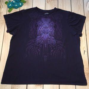 Columbia women's graphic tee shirt